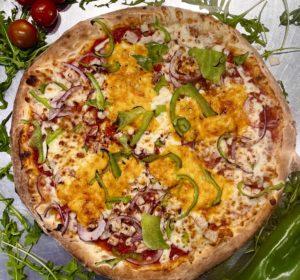 pizza cancun