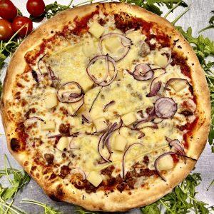 Pizza comté